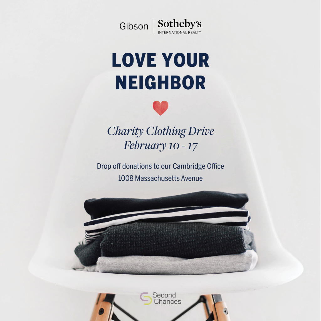 Second Chances Clothing Drive