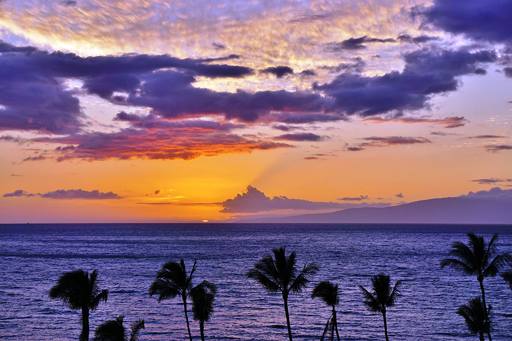 Wailea-Sunset