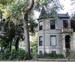Greystone Mansion With 'Spite Wall' in Wicker Park Listed for $1.6 Million