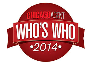 Featured in Chicago Agent magazine as Who is Who in Real Estate