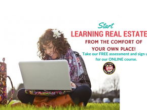 Start Your Real Estate Career Online