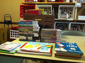 Yes Realty Group's Giveback Program Supports…The RED Bookshelf