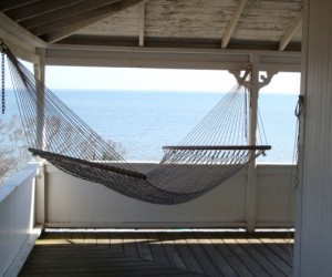 Your ROI is in Your Hammock