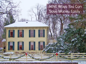 9 Ways You Can Save Money For Your Family