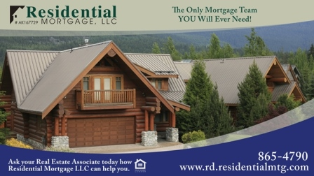 Residential Mortgage Mortgage License #AK167729