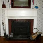 Living room fireplace - 248 Parker Ave, Holden, MA 01520