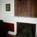 Fireplace - master bedroom - 248 Parker Ave, Holden, MA 01520