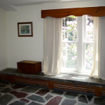 Master bedroom - window seat, stone floor - 248 Parker Ave, Holden, MA 01520