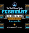 Newburyport, MA Real Estate Market Snapshot For February