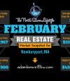 Newburyport, MA Real Estate Market Snapshot For February