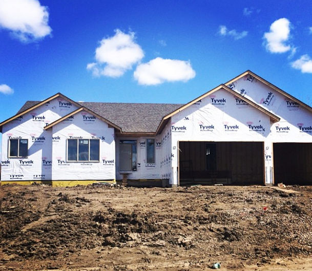 Rogers mn new construction homes for sale for Building a house in minnesota