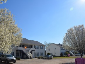 2BR/1Bath unit at Eastwood Apartments, Thomas St, Loris SC