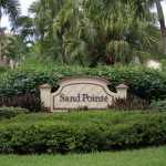 Sand Pointe Sign