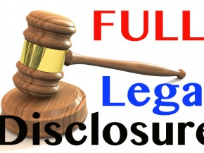 Important Legal Disclosure Advice for Home Sellers