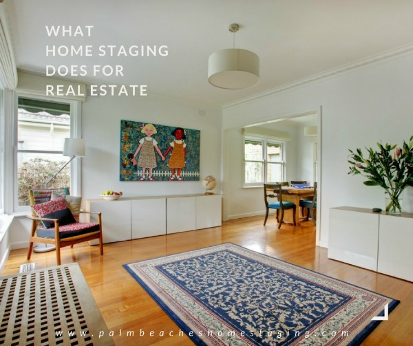 Home Staging and Real Estate