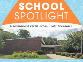 School Spotlight:  Meadowbrook Farms Elementary School in East Greenwich