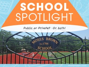 School Spotlight:  Public, Private, or Both!