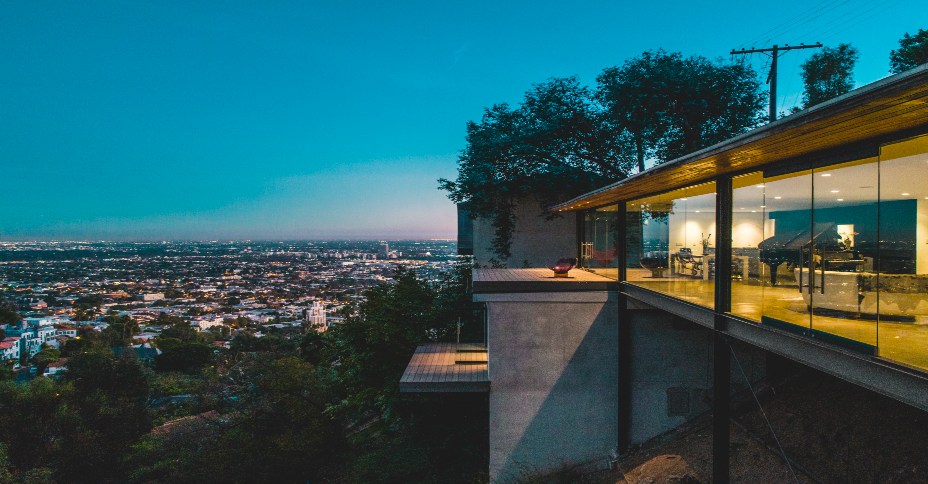 8536 Franklin Ave, Hollywood Hills