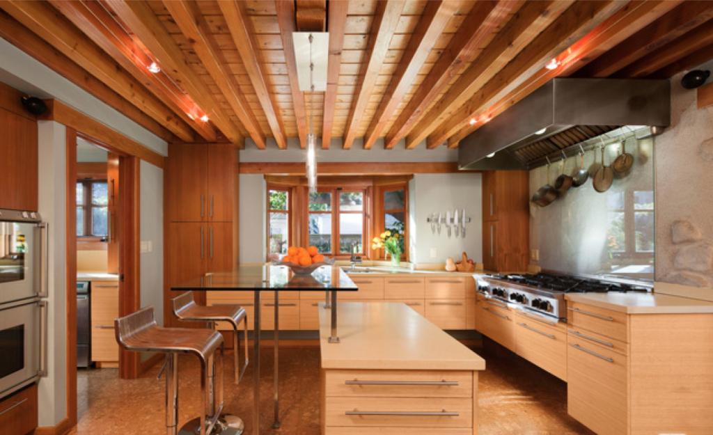 706 Navy Kitchen