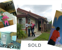 Single Mother Reaches Home Ownership Goal