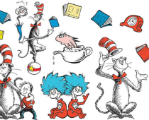 Don't Miss the Dr. Seuss Birthday Celebration!