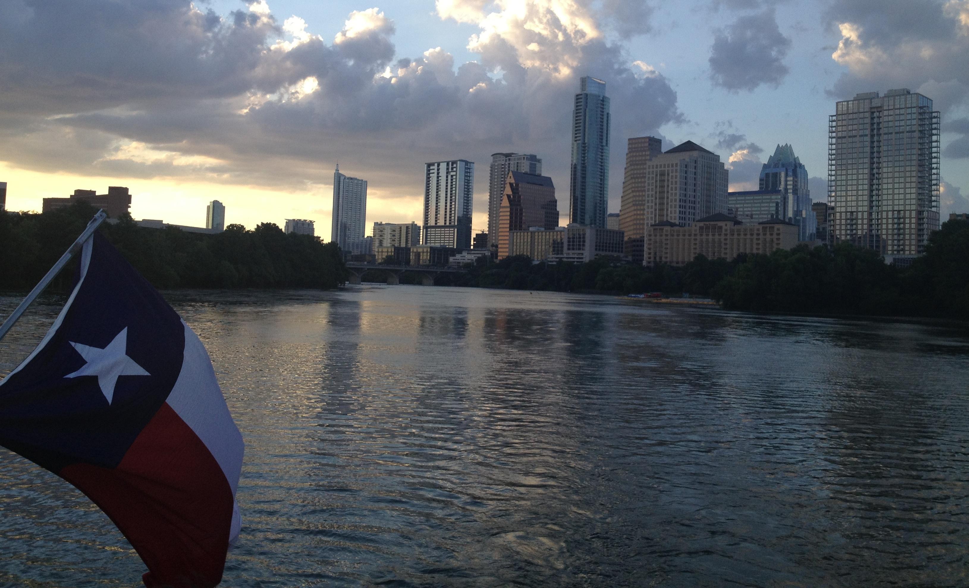 Town Lake, Austin TX
