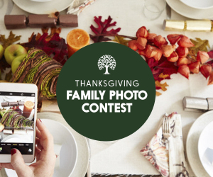 Phipps Realty's Thanksgiving Family Photo Contest