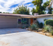 Updated Three Bedroom Cathedral City Residence