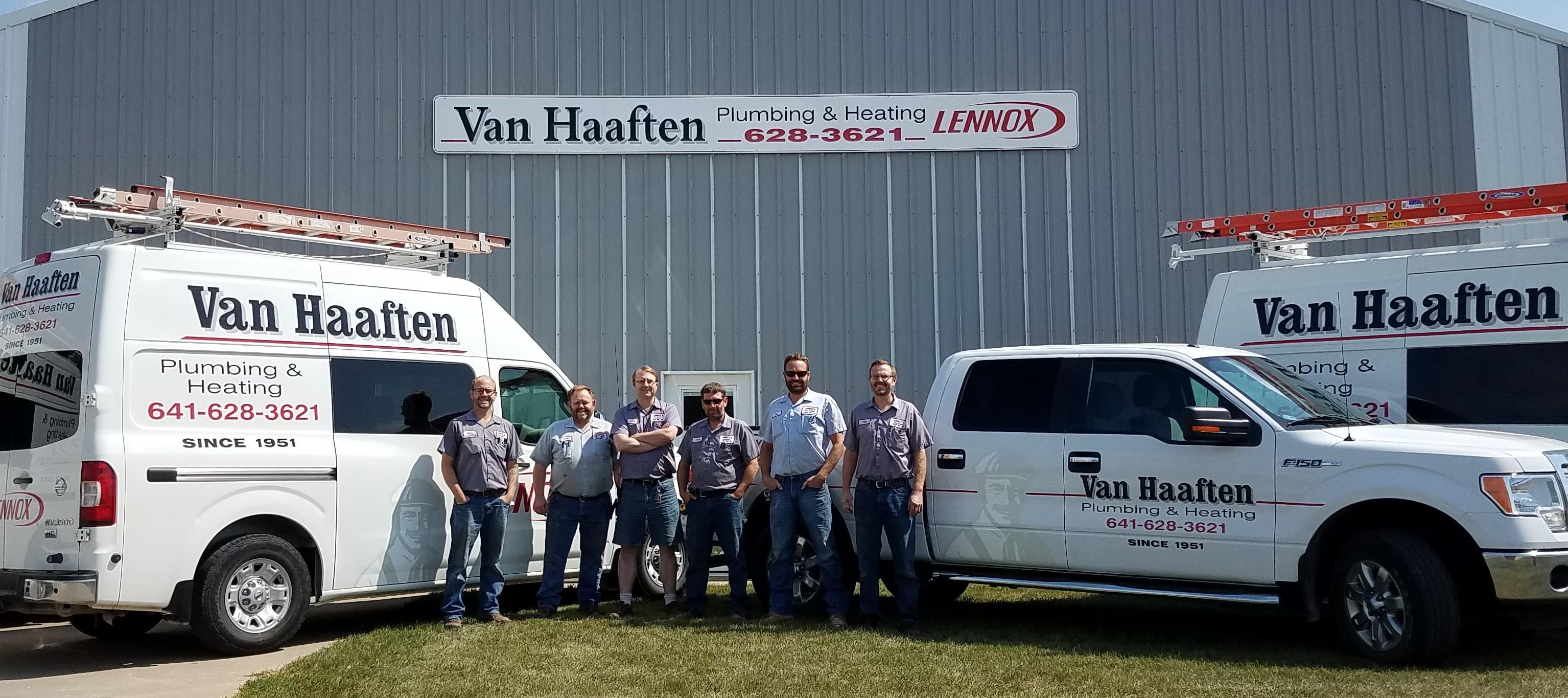 Van Haaften Plumbing & Heating Inc.