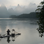 Cormorant Fisherman on Li River