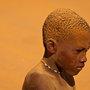 Sandy Himba Boy