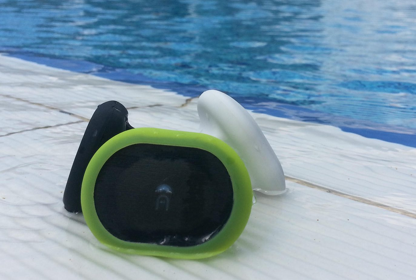 Seal Force Sensor by the pool
