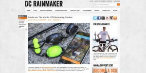 DC Rainmaker review of the Platysens Marlin