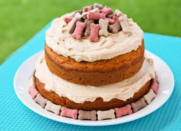 Birthday Cakes For Pets Recipes
