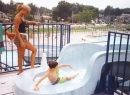 St. Clair Shores Municipal Pool and Waterslide
