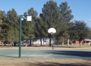 La Madera Park Basketball Court