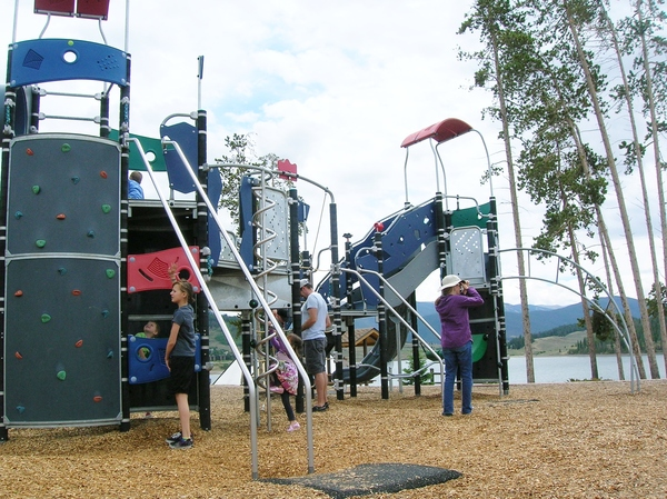Lake Dillon Marina Playground 80435