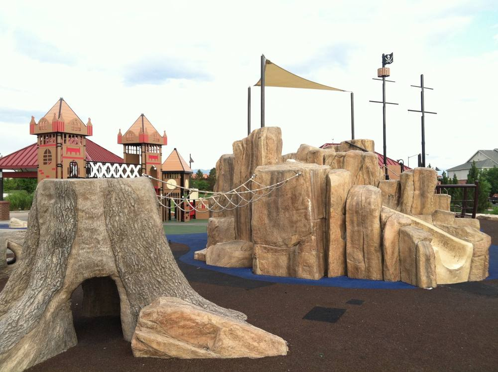 Peter Pan Playground