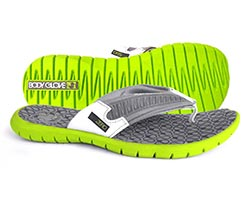 Womens eco curve lime white