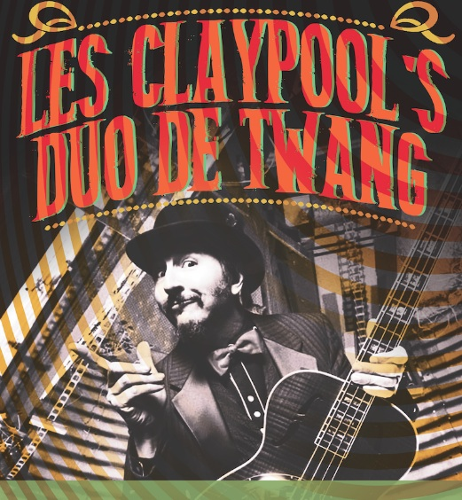 Les Claypool's Duo De Twang photo