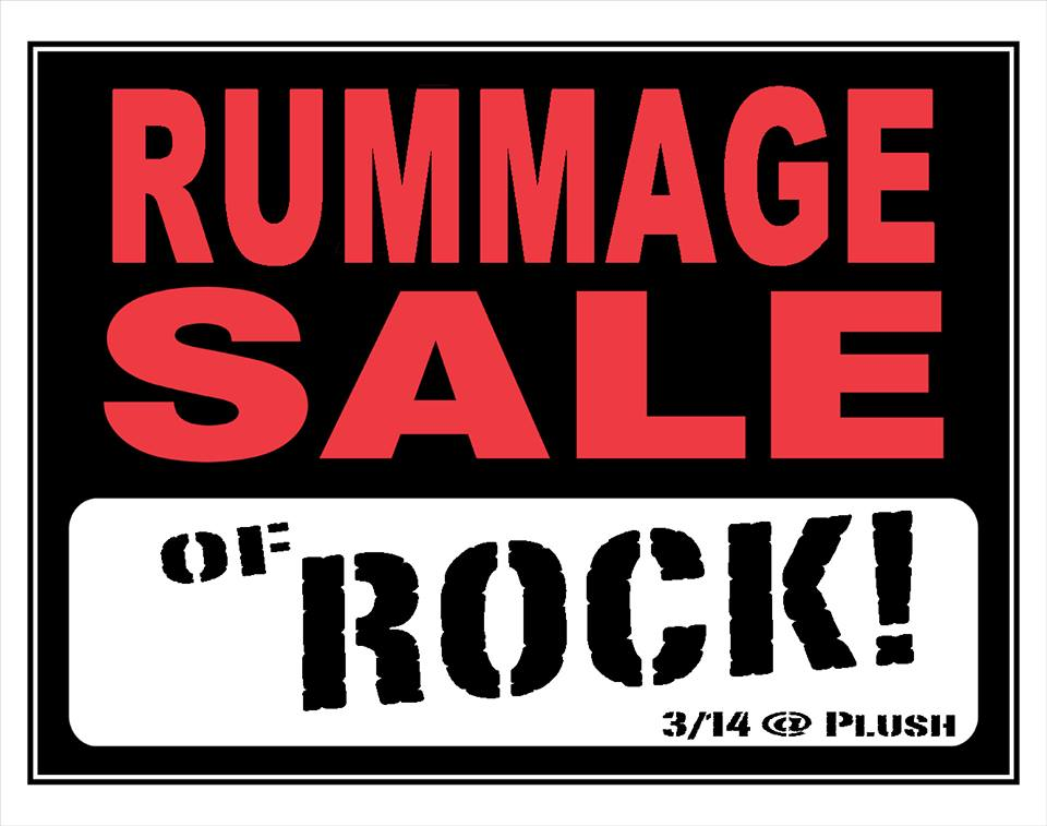The Rummage Sale of Rock photo