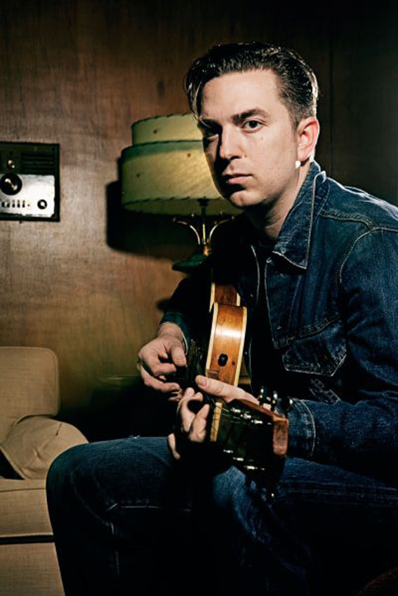 JD McPherson photo
