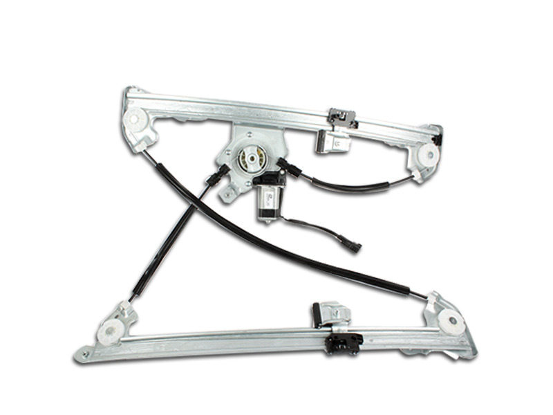 Motor Window Regulator For Ford F-150 Regular Crew Cab Front Right Passenger Side 05-07