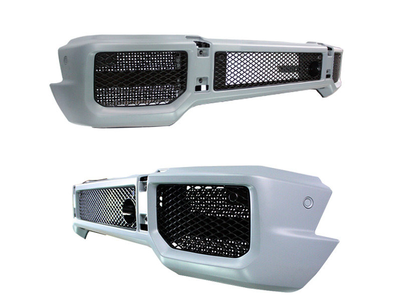 AMG Style Front Bumper Cover with PDC Hole For Mercedes Benz G55 G63 W463