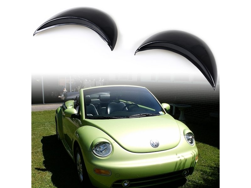 VW NB NEW BEETLE BROWS LIDS EYELIDS EYEBROWS MASKS ABS