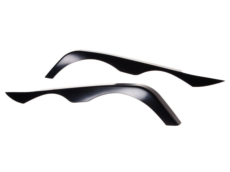BMW E46 98-01 COUPE BROWS LIDS EYELIDS EYEBROWS 01-06 M3 CSL