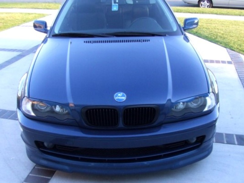 BMW E46 98-01 COUPE BROWS LIDS EYELIDS EYEBROWS 01-06 M3 CSL