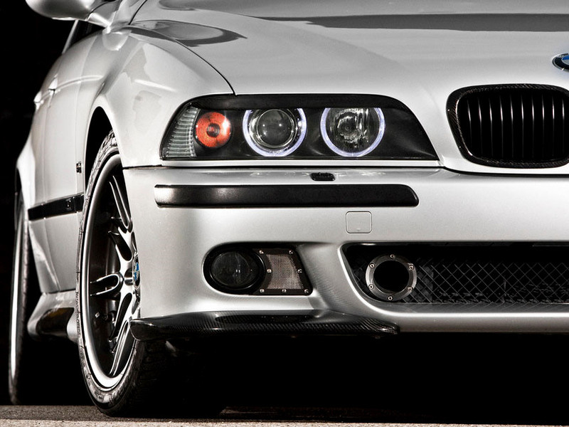 BMW E39 EYEBROWS EYELIDS BROWS 520I 530I M5