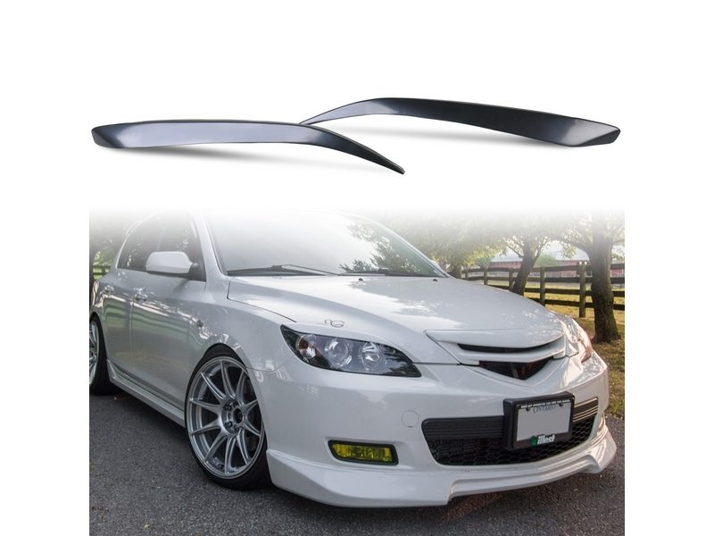 Mazda 3 Axela HATCHBACK Headlids EYEBROWS EYELID EYELIDS