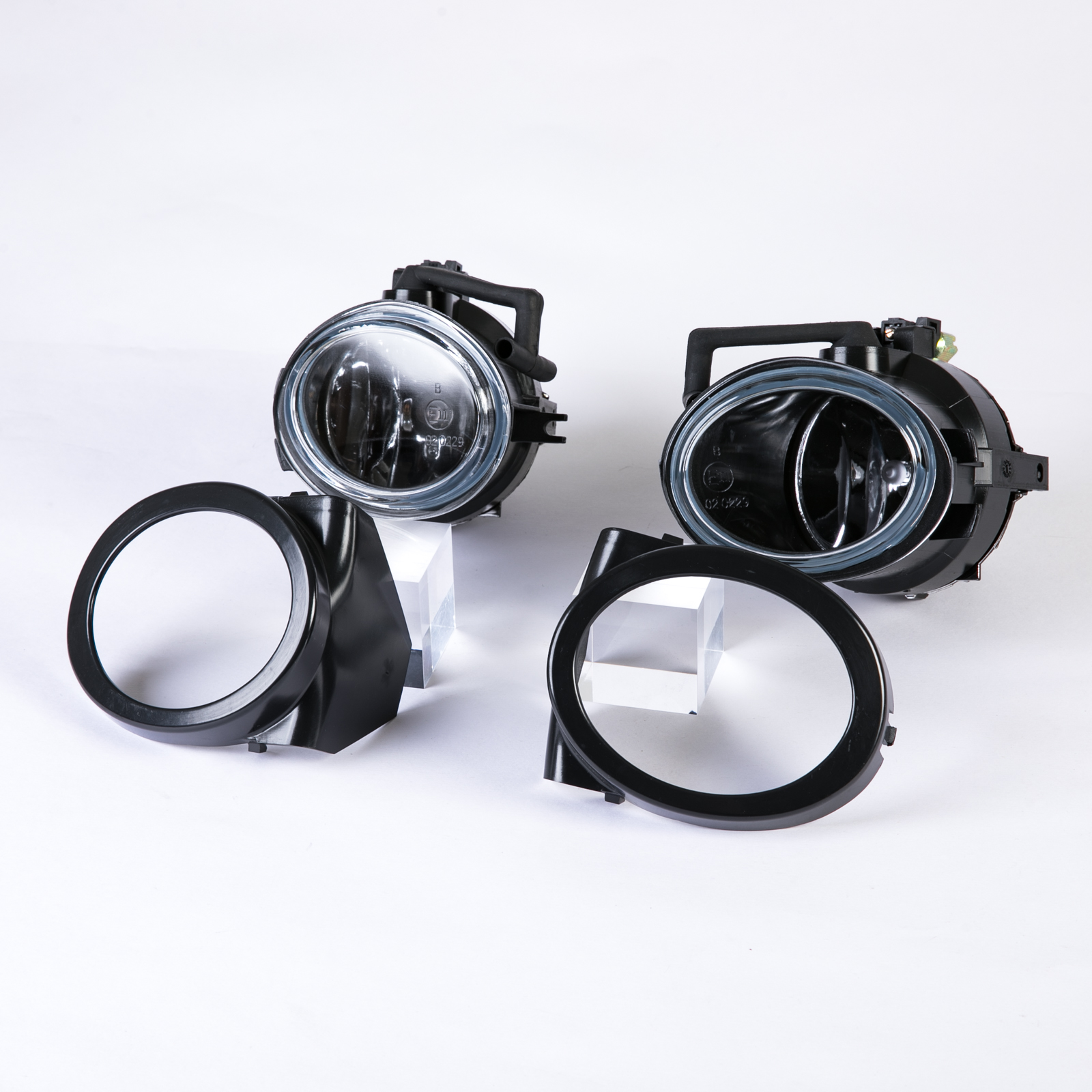 BMW E46 M3 & ZHP M-Sport E39 M5 CLEAR FOG LIGHT LAMPS